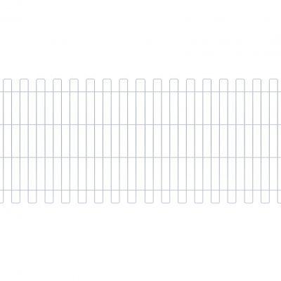 забор, проволочный забор, панельный забор