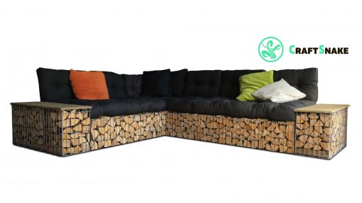 Garden sofa (set example)